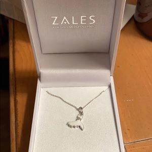Zales Marilyn Monroe necklace